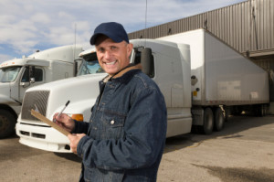 Truck Driver and Warehouse